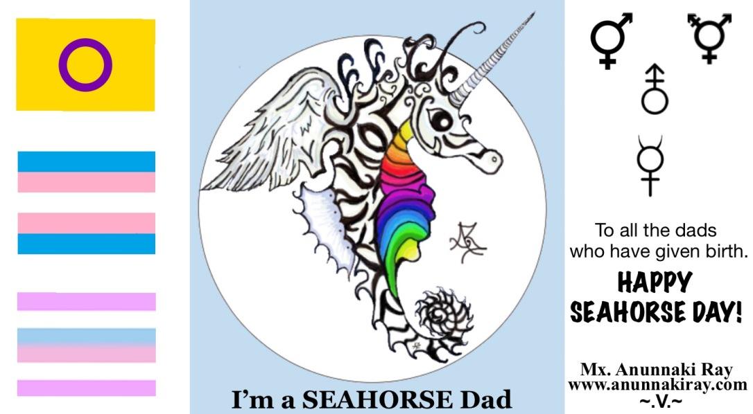 Happy Seahorse Day!