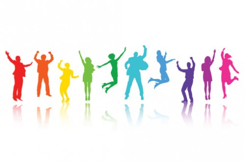 party-crowd-rainbow-people-silhouette-2-white-space-500x330