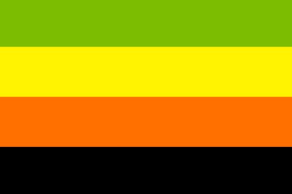 Sapiosexual pride flag