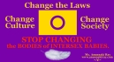 Change the Laws