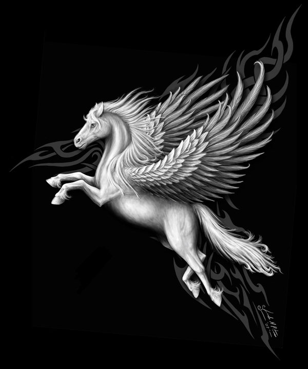 pegasus_by_sheblackdragon