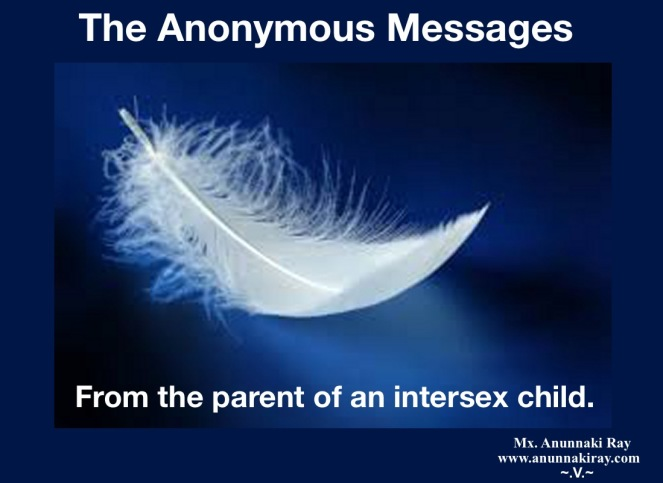The Anonymous Messages