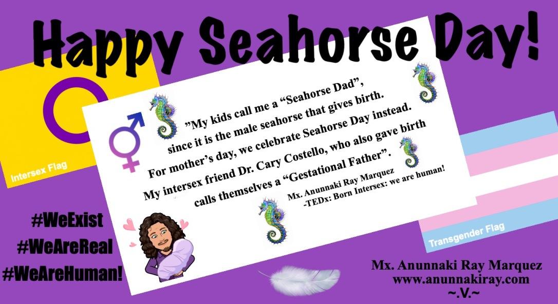 Happy Seahorse Day 2020