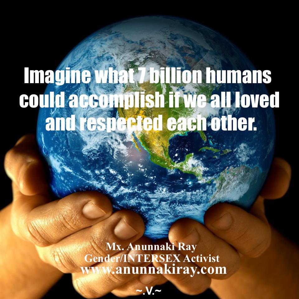 Imagine What Seven Billion