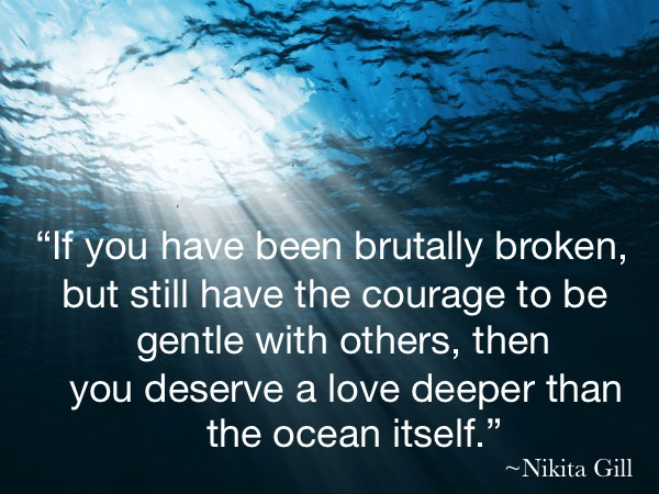 If You Have Been Brutaly Broken... Nikita Gill