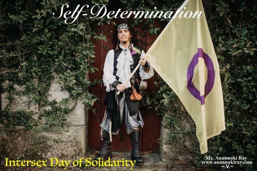 Self-Determination Intersex Day of Solidarity Pirate Antonio Phoenix JPEG