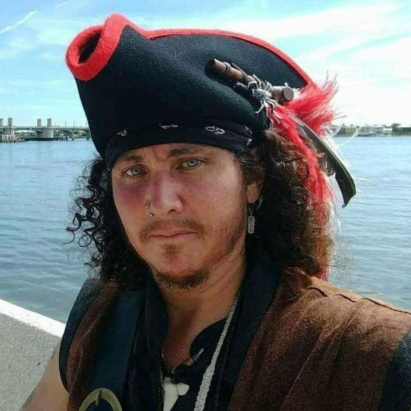 Me as Pirate Antonio Phoenix
