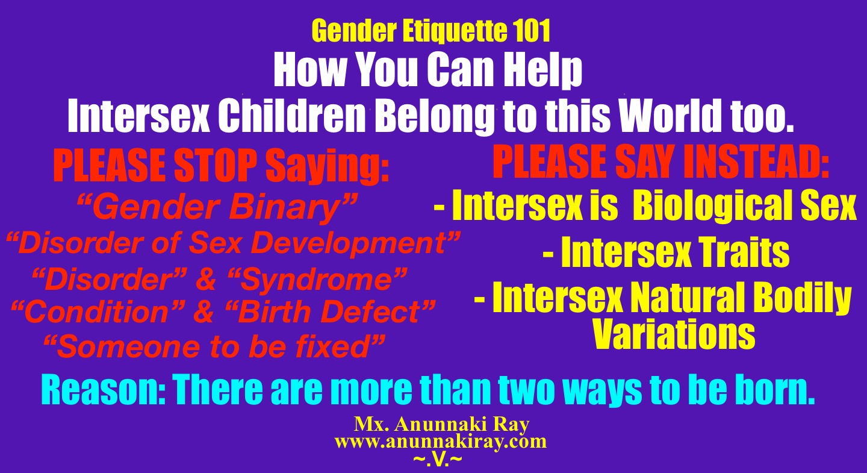 Gender Etiquette 101 Please Stop Saying