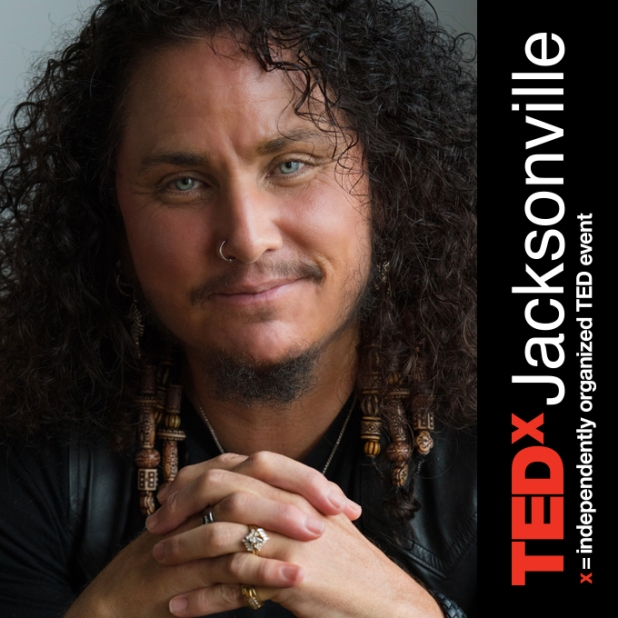 TEDx Jacksonville Conference October, 20th 2018. Photograph Tiffany Manning