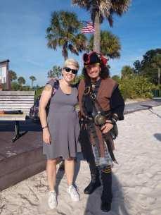 "Meeting Stephani Lohman, the Author and parent of ""Raising Rosie"" November 2018"