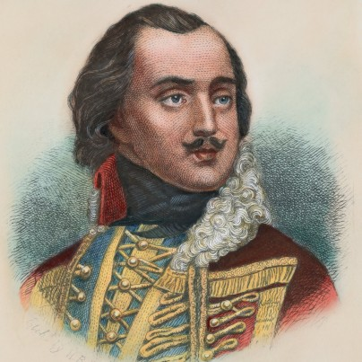 Casimir Pulaski, 1747-1779, a Polish patriot was a hero of the American Revolution. Casimir Pulaski had male characteristics, like facial hair and male-pattern baldness, but his skeleton looked female. Researchers now believe he was intersex | Credit Bettmann, via Getty Images
