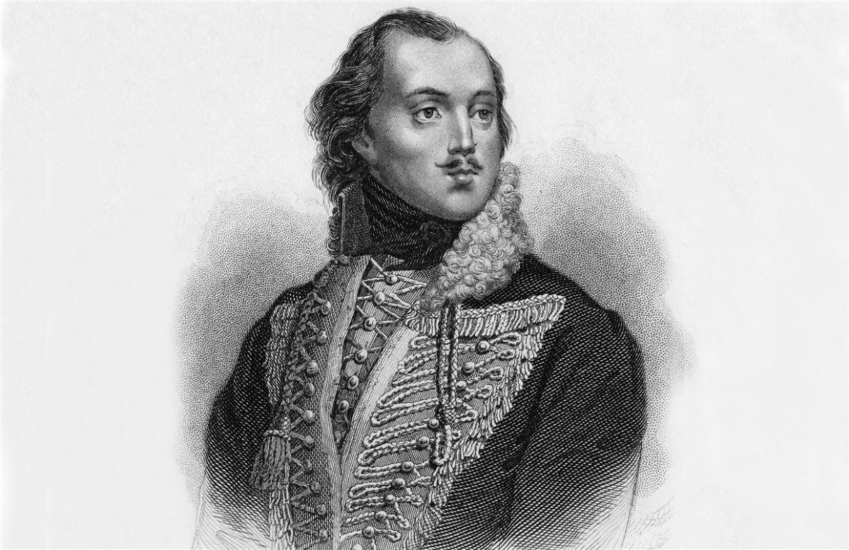 Please do not misgender Revolutionary War Hero, General Casimir Pulaski: Pronouns He/Him