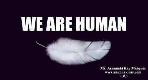 WE ARE HUMAN with new brand
