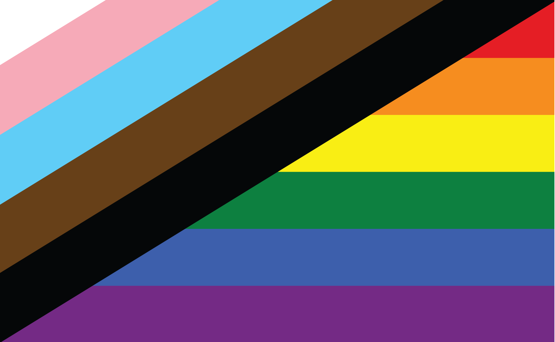 The New Pride Flag | Centering Transgender PoC, Founders of the LGBTQIA+ Pride Movement