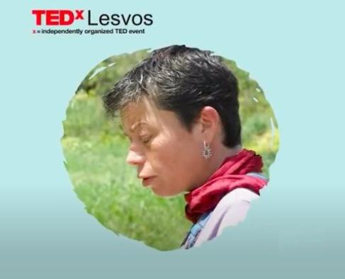 Rinio Simeonidou @ TEDxLesvos